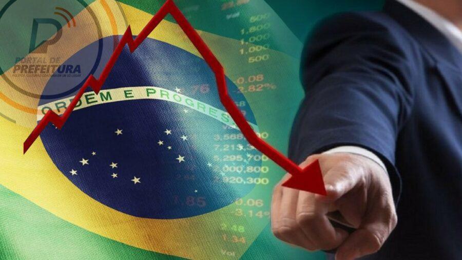Com queda no PIB, Brasil tem pior década para a economia em 120 anos