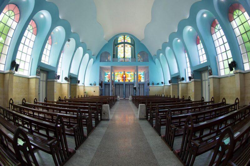 Em Pernambuco, igrejas terão que exigir vacina ou teste negativo de covid-19 em cultos e missas com mais de 300 pessoas