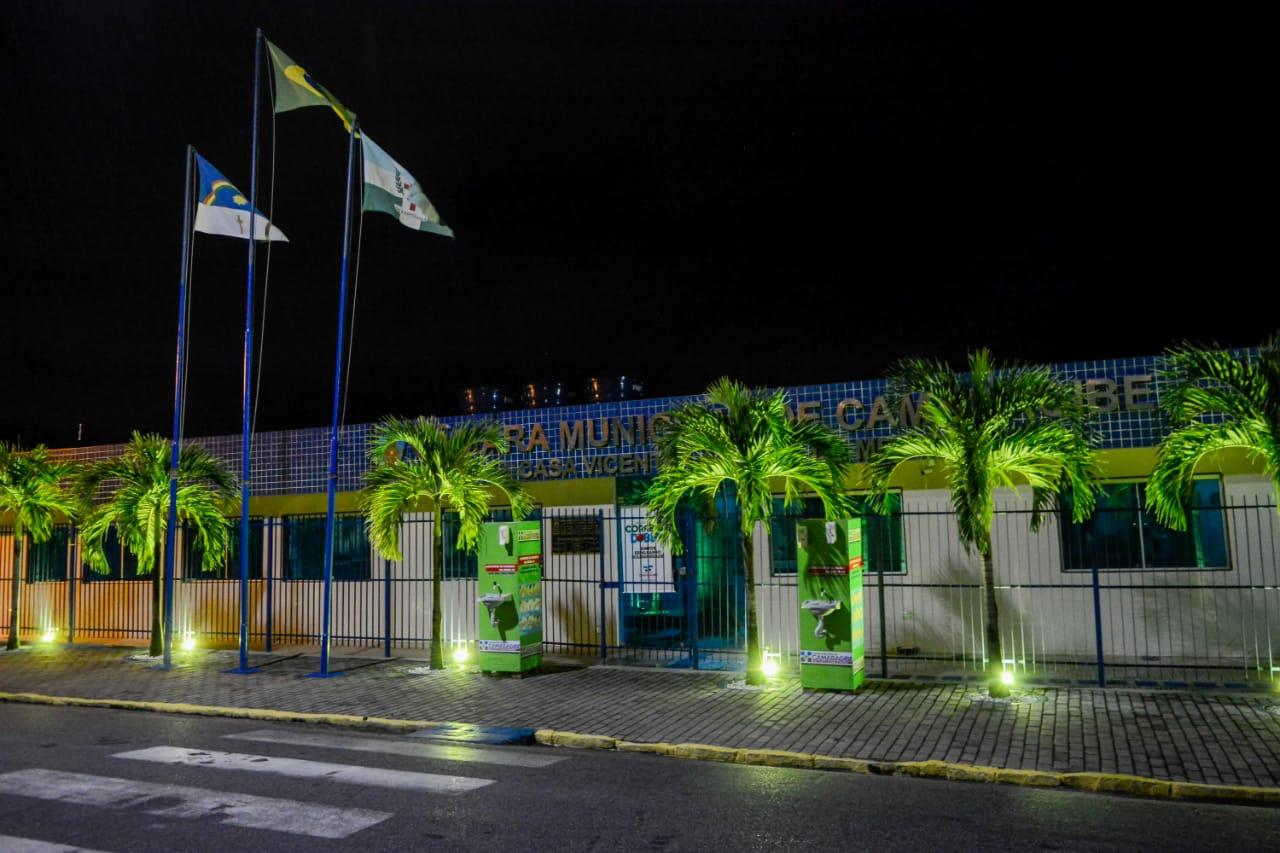 """Câmara de Camaragibe realiza audiência pública com o tema: """"Livre acesso e a locomoção da pessoa com deficiência"""""""