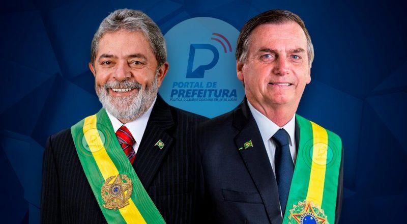 Datafolha: Lula tem 56% contra 31% de Bolsonaro no 2º Turno; confira cenários