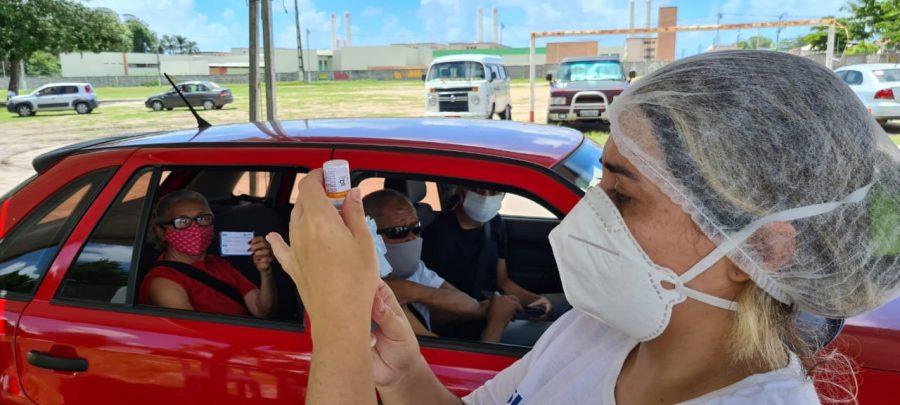 Paulista retoma prazo de 60 dias para vacina da Pfizer contra o COVID-19.