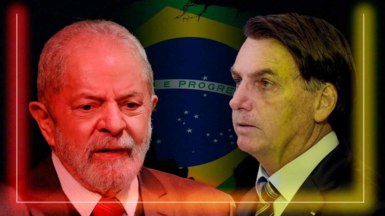 Lula lidera corrida presidencial contra Bolsonaro, aponta pesquisa