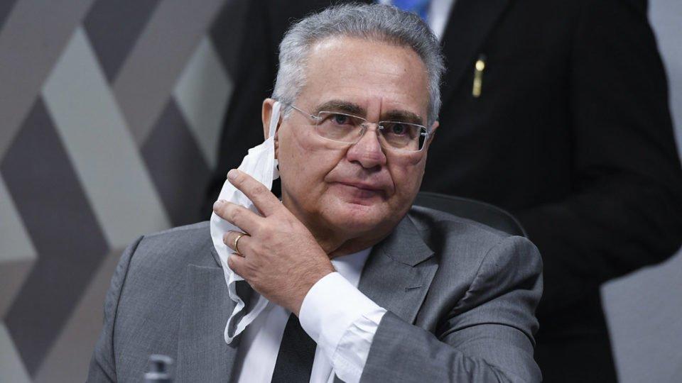 Empresa investigada pela CPI é suspeita de repasses ilegais ao relator Renan Calheiros