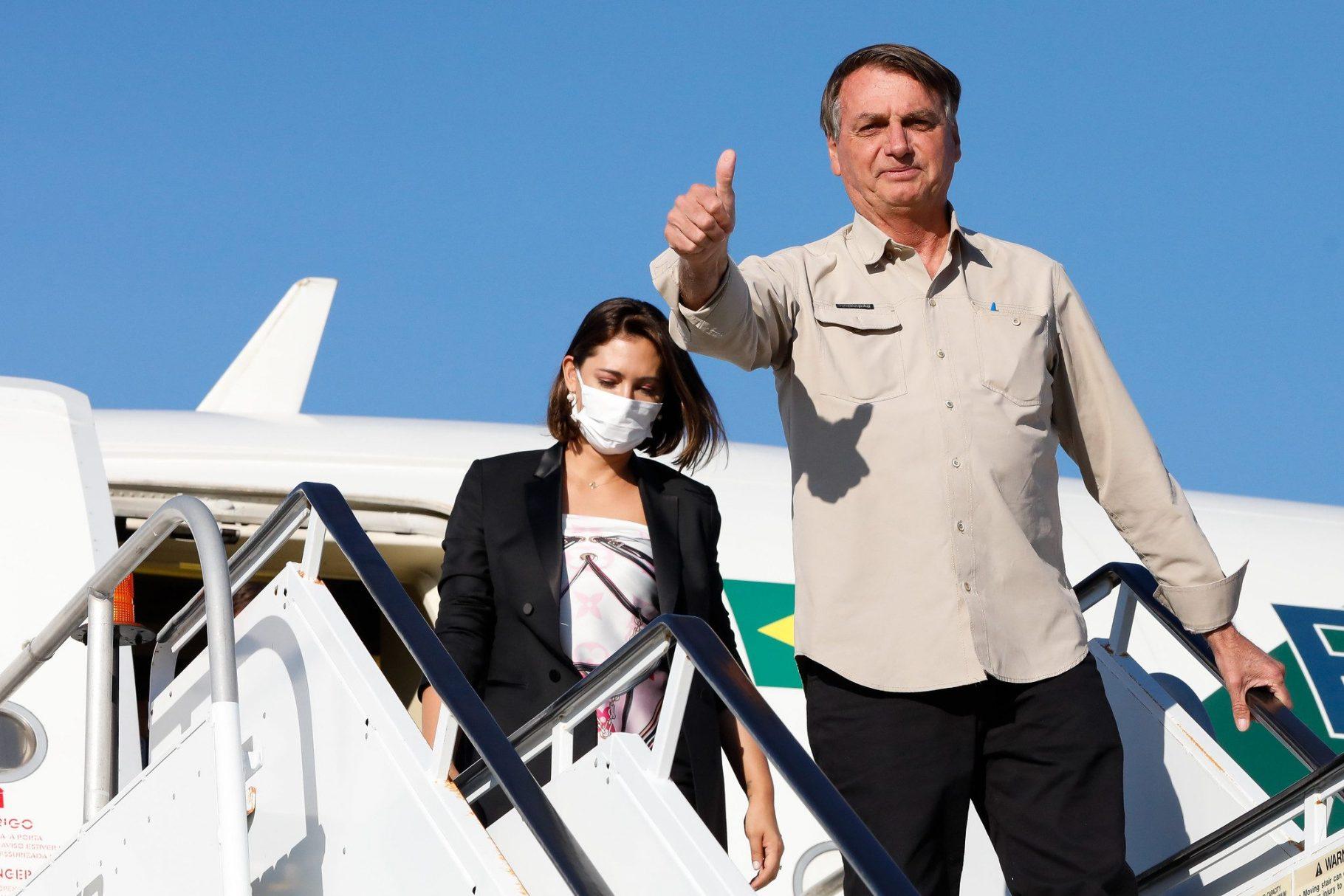 Bolsonaro vai cumprir quarentena no palácio da Alvorada após Queiroga testar positivo para a Covid-19 durante conferência da ONU, em Nova York