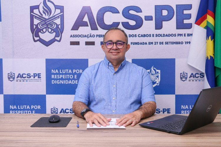 Presidente da ACS-PE sugere mudanças no projeto de proteção social do militar estadual
