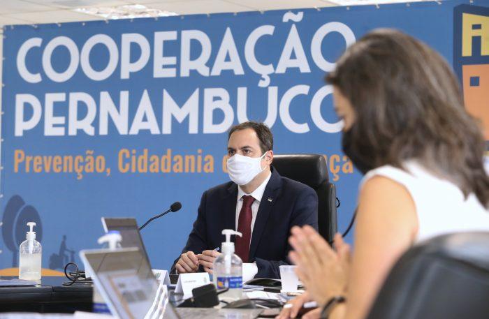 Governador Paulo Câmara anuncia novas estratégias de prevenção à violência em Pernambuco