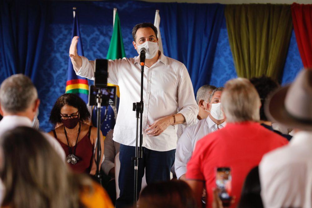 Paulo Câmara anuncia ações nos municípios de Betânia, Carnaubeira da Penha, Belém de São Francisco e Itacuruba