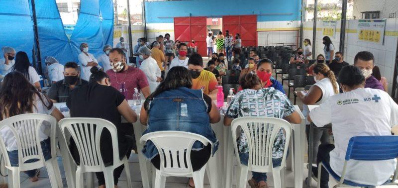 Prefeitura de Abreu e Lima realiza Dia D de vacinação contra Gripe e Covid-19, neste sábado (18); confira locais de imunização
