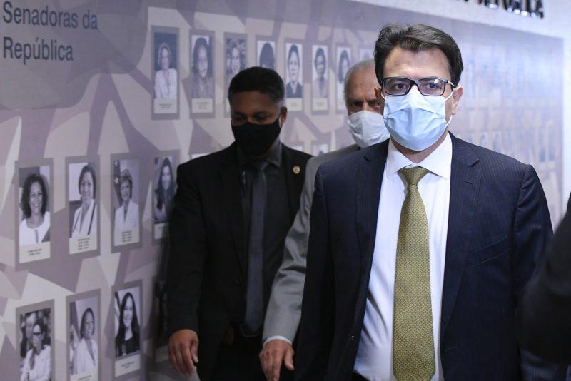 Ao vivo: CPI da Pandemia ouve Otávio Fakhoury, empresário apontado como financiador de fake news sobre a pandemia da Covid-19