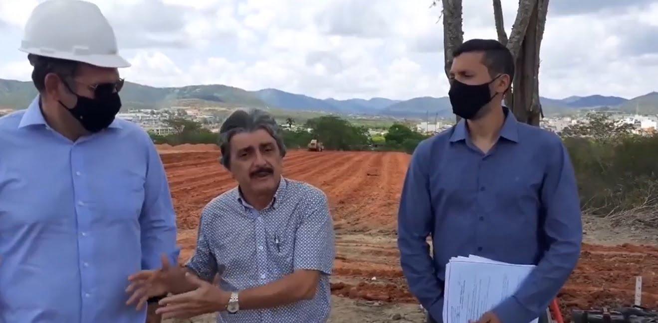Prefeito de Belo Jardim anuncia inauguração de Novo Atacarejo gerando cerca de 200 empregos diretos para população
