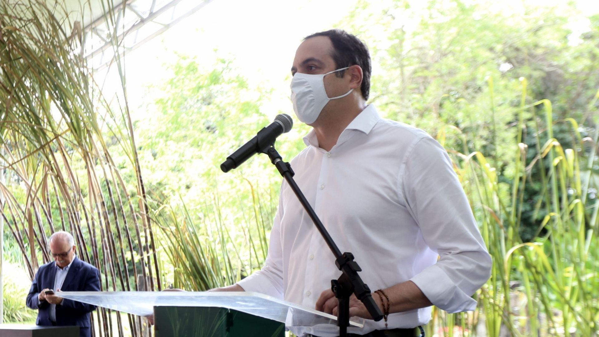 Governador Paulo Câmara é homenageado durante comemorações dos 130 anos da Usina Cucaú