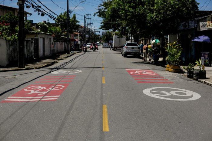 Prefeitura do Recife inicia ações do Dia Mundial Sem Carro com ações nas ciclofaixas em Santo Amaro