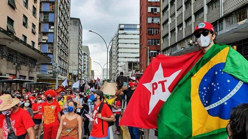 Esquerda organiza novo ato para demonstrar força e tentar bater público das manifestações de 7 de Setembro; confira data