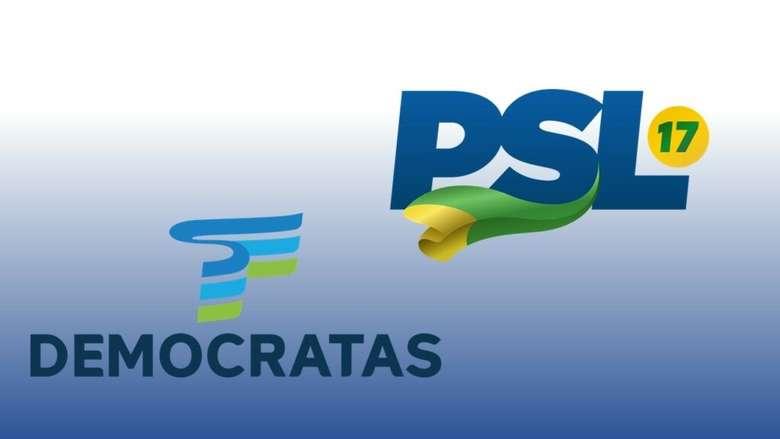 Fusão do PSL com o Democratas avança e está nos ajustes finais para formar o maior partido da Câmara
