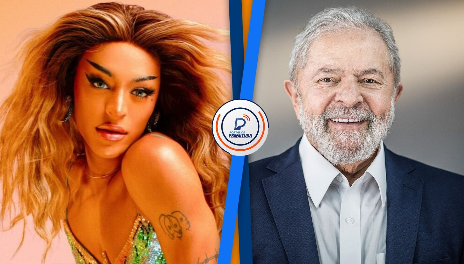"""Pabllo Vittar se posiciona politicamente e declara apoio ao ex-presidente Lula: """"É ele em 2022"""""""