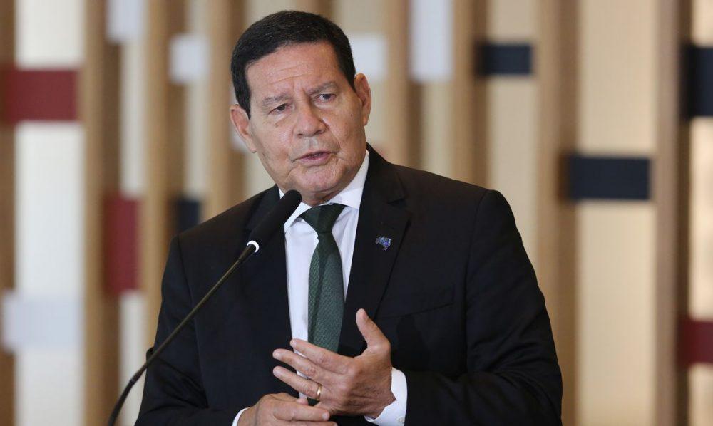 """General Mourão: """"A Amazônia não é o jardim zoológico do mundo�"""