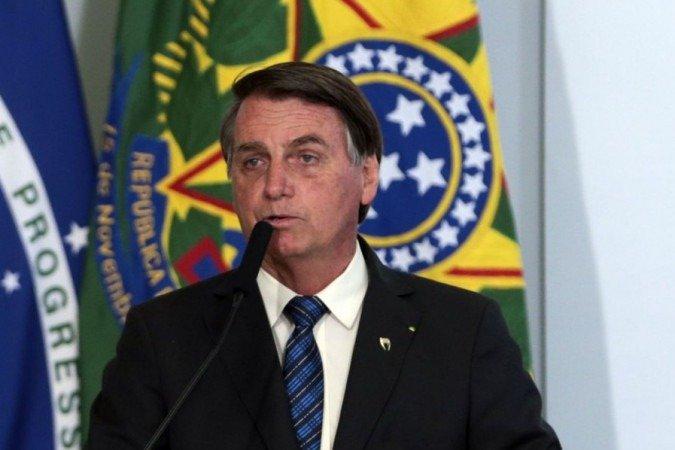 """Bolsonaro afirma que decidiu não tomar a vacina contra Covid-19: """"a minha imunização está lá em cima"""""""