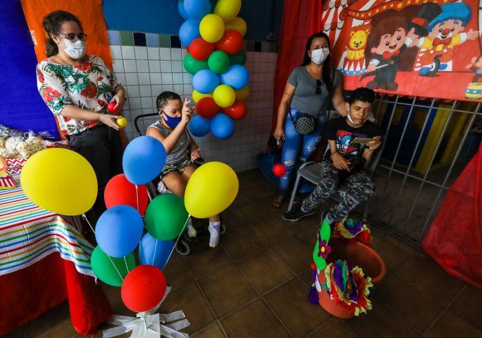 Caps infanto-juvenil do Jaboatão promove ressocialização de crianças e adolescentes com transtornos mentais