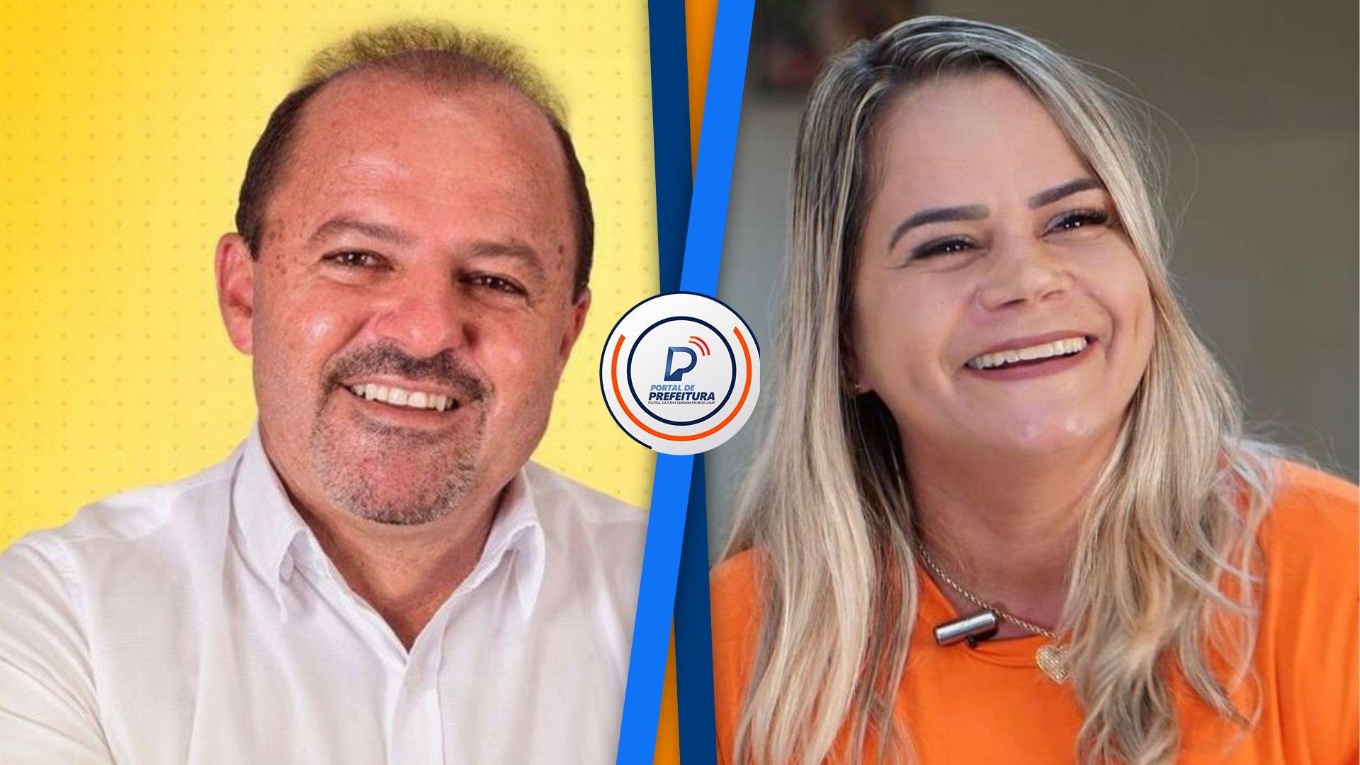 Nêgo do Mercado e Delegada Thatianne Macedo são eleitos prefeitos em Capoeiras e Palmeirina, no Agreste de Pernambuco