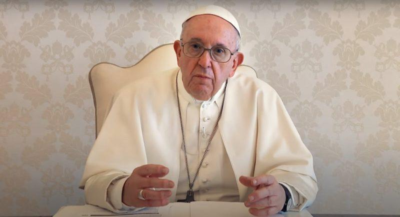 Papa Francisco manifesta tristeza após publicação de relatório sobre abusos de crianças pela Igreja Católica na França