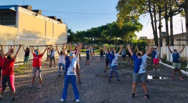 Olinda anuncia vagas disponíveis para novos alunos nas Academias do Bairro; saiba como se inscrever