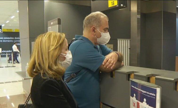 Queiroga chega ao Brasil um dia após testar negativo para covid-19; ministro estava cumprindo quarentena em Nova York