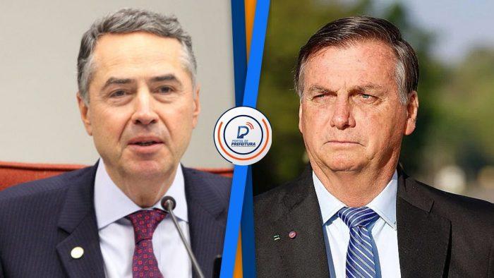 """Ministro Barroso sobre o voto auditável: """"Acho que, finalmente, esse defunto foi enterrado"""""""