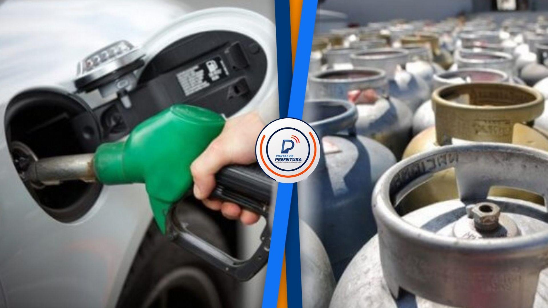 Petrobras eleva preço da gasolina e do gás de cozinha em mais de 7%; reajustes passam a valer a partir deste sábado (9)