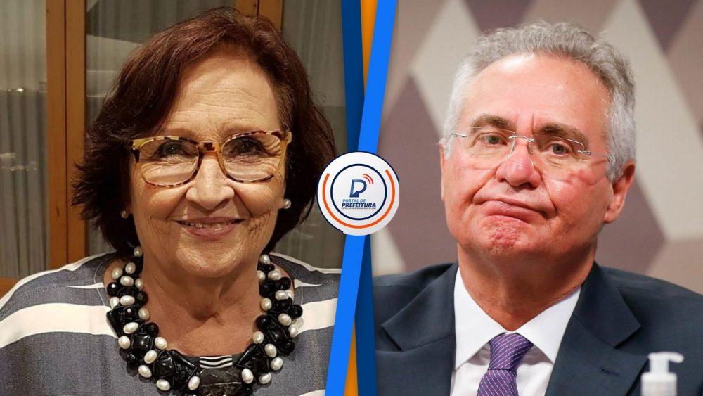 """Mãe de Paulo Gustavo rejeita convite para ida à CPI da Covid: """"Bater palma para Renan Calheiros? Só se eu fosse muito louca�"""