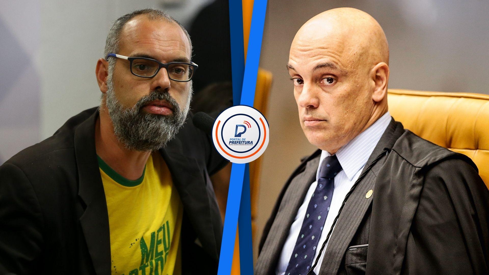 Allan dos Santos teria usado estagiária de Lewandowski como informante; Moraes pede para PF colher depoimento da aliada do blogueiro