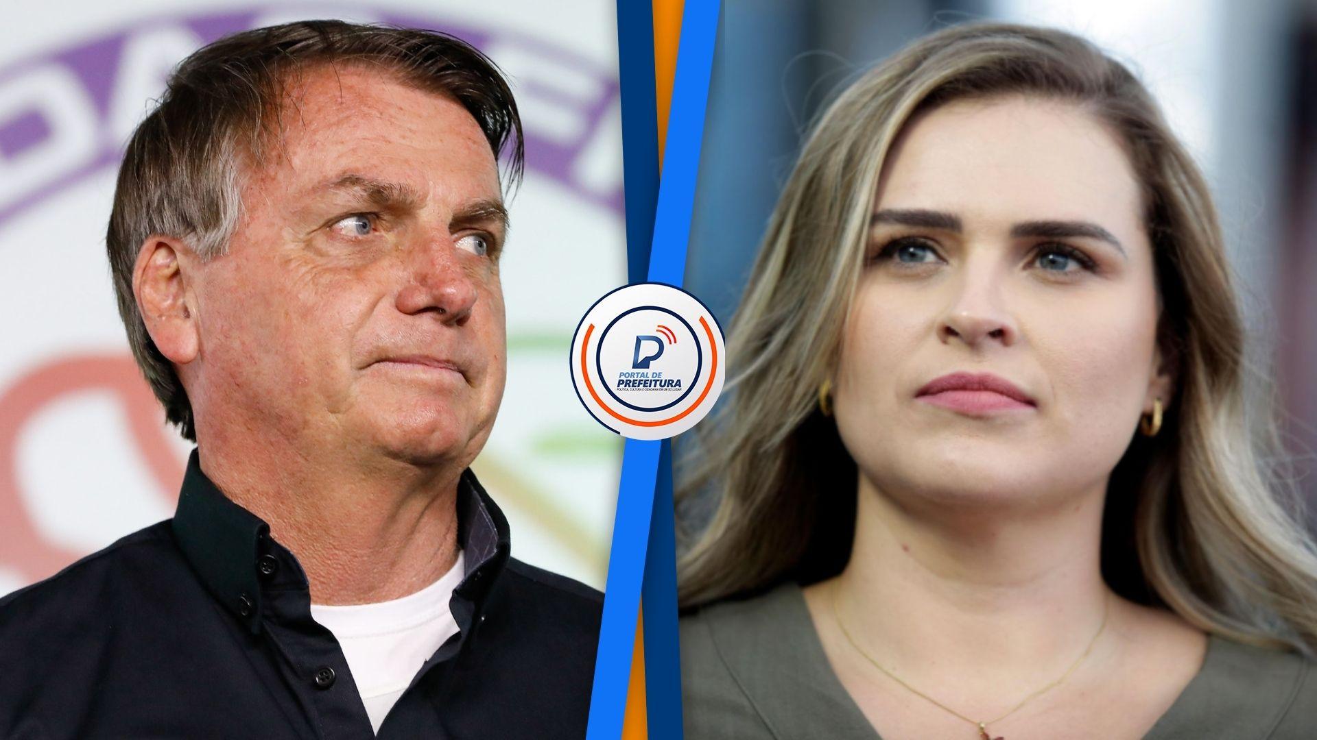 """""""Sou obrigado a vetar"""", diz Bolsonaro sobre distribuição de absorventes proposto por deputada Marília Arraes; presidente alega que o texto não informa a fonte do recurso"""