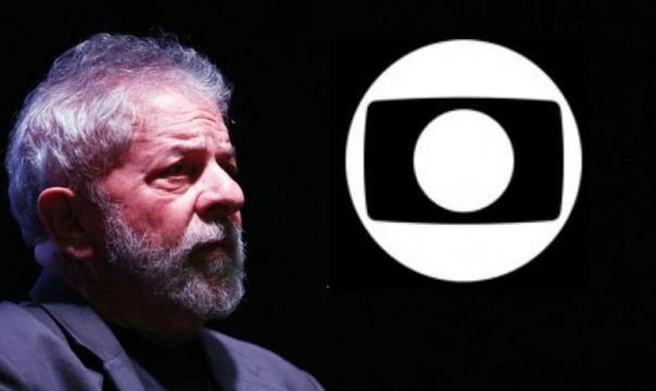 Lula não dará entrevistas à Rede Globo como candidato a presidente por questão de honra