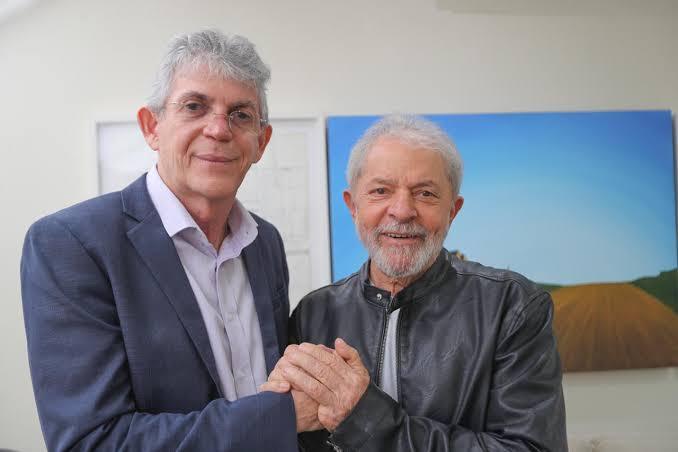 Após 18 anos filiado ao PSB, ex-governador da Paraíba Ricardo Coutinho volta ao PT